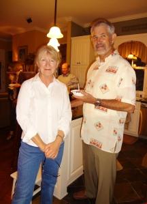 Marcie & Bill.