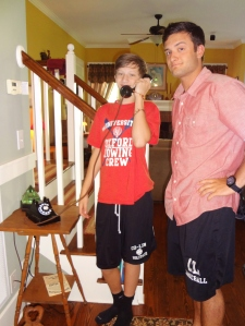 They were completely baffled by my 1940's rotary dial phone.  :)