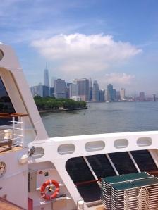 Bon Voyage Manhattan!