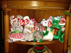 Christmas rodents!