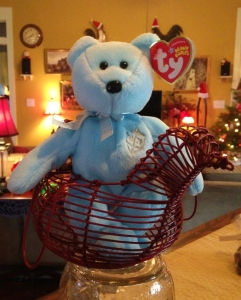 Don't forget Hanukkah Bear!