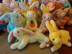 ...and more bunnies,