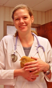 Dr. G takes care of ALL the B'game pets!