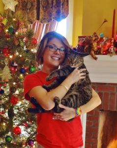 Hannah & Tony Christmas 2014